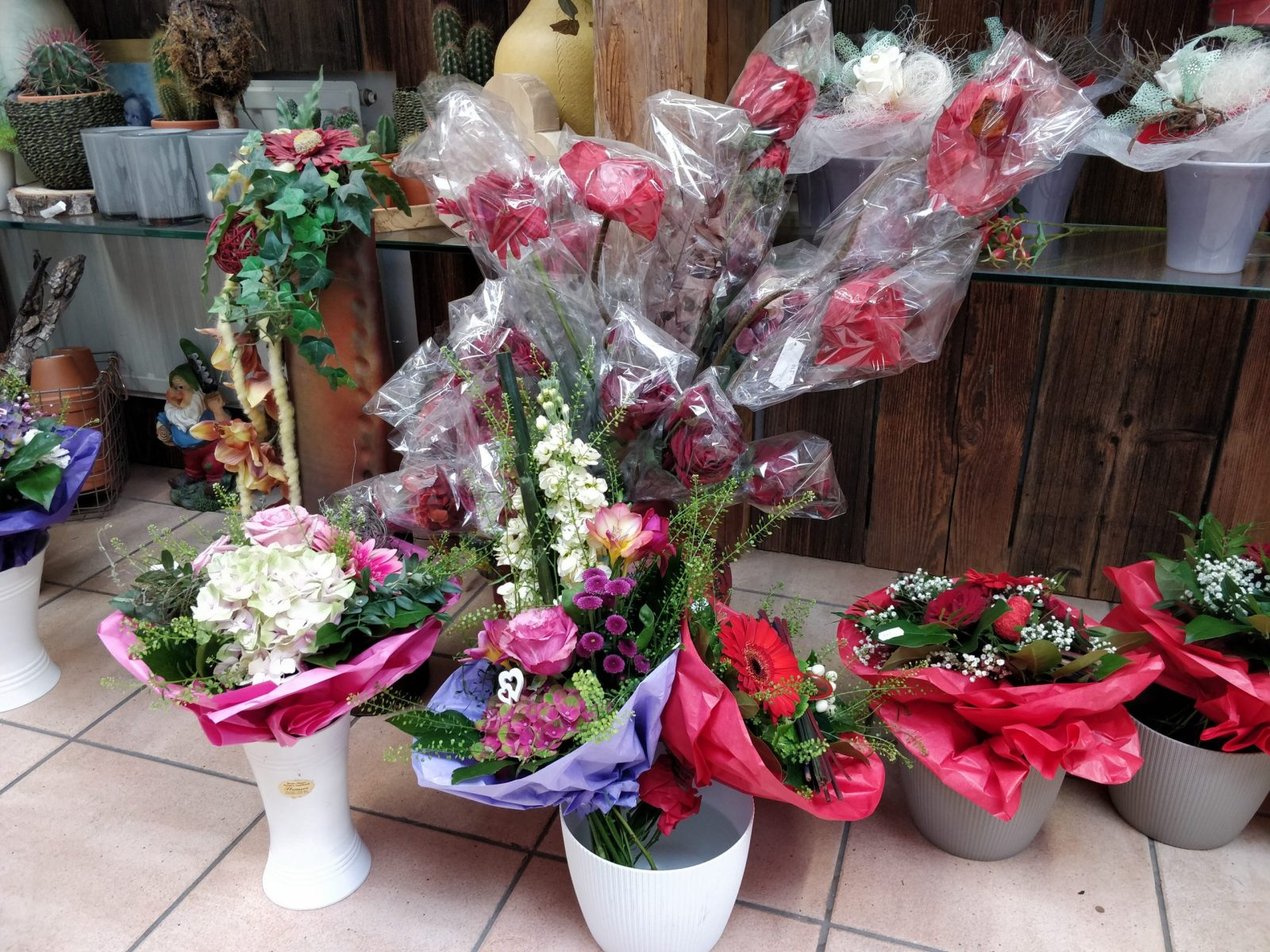 Blumenstrauß für den Muttertag
